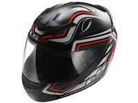 New LS2 FF352 Rookie Ranger Helmet Red/Black