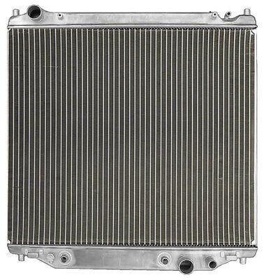 All Aluminum FORD F350 F450 PICKUP NEW RADIATOR 73L DIESEL High Performance