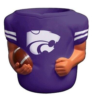 Kansas State Wildcats Jersey Can Cooler [NEW] NCAA Holder Bottle Drink Beer  Wildcats Bottle Jersey