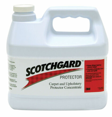 3M Scotchgard Carpet and Upholstery Protector Concentrate *1 Gallon*