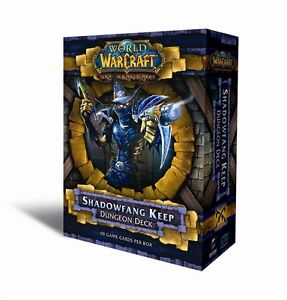 WOW-WARCRAFT-TCG-2011-SEALED-DUNGEON-DECK-SHADOWFANG-KEEP