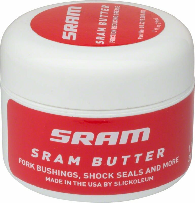 SRAM Butter Grease for Pike and Reverb Service Hub Pawls 1oz
