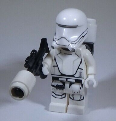 Lego Star Wars First Order Flametrooper Minifigure Minifig