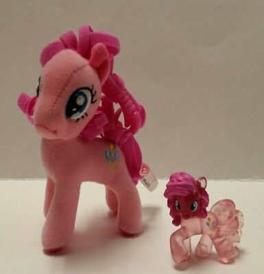 "RARE Build A Bear My Little Pony Pinkie Pie Plush Toy with Song 16.5/"" Tall"