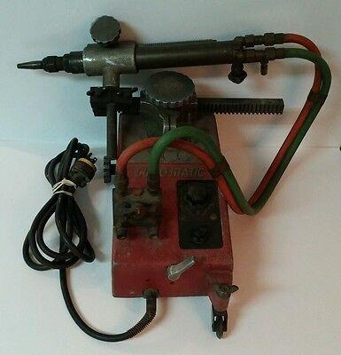 Ncg Cut-o-matic Track Torch W Harris Calorific 98-2e Torch - Free Shipping