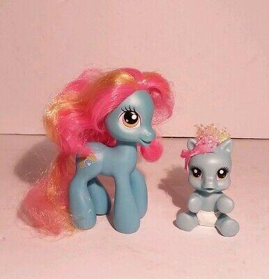 My Little Pony Mom Dash Baby Rainbow Dash Hasbro