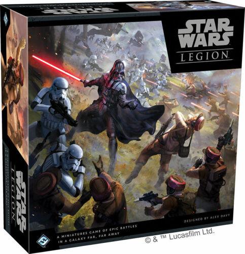 Star Wars: Legion - Core Set Starter Game FFG NIB FACTORY SEALED