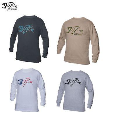 New G. Loomis Corpo Long Sleeve Tee Shirt - Various Colors & Sizes