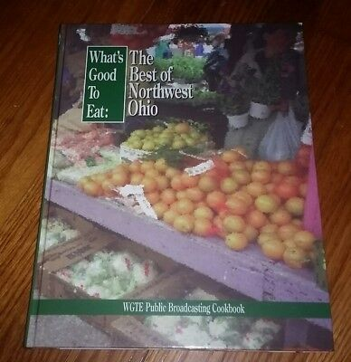 WGTE PBS Whats Good to Eat TOLEDO OH BEST OF NORTHWEST OHIO COOK BOOK