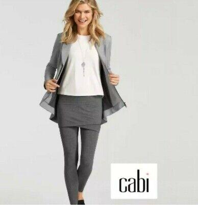 Skirts Leggings (Cabi New/NWT Size S Gray M'Leggings /Skirt #5318 Spring)