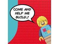 Kids Lego Building Parties - 1hr30mins Lego Birthday Party for Children