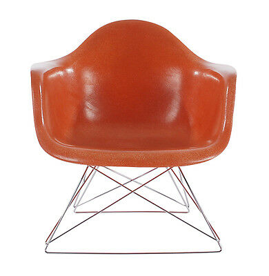 Low Rod / Cats Cradle Chair Base for Herman Miller Eames Shell Lounge Knoll