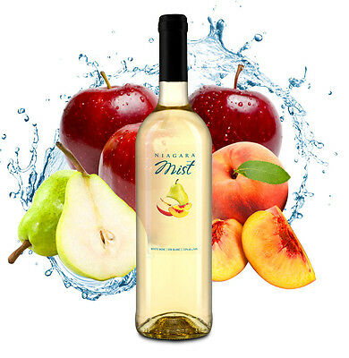 Niagara Mist / Island Mist Tropical Fruit Riesling, Wine Ingredient Kit