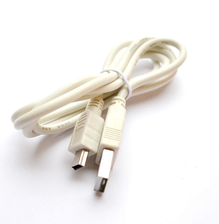 Mini USB Charger Cable for Lenovo Samsung External Drive