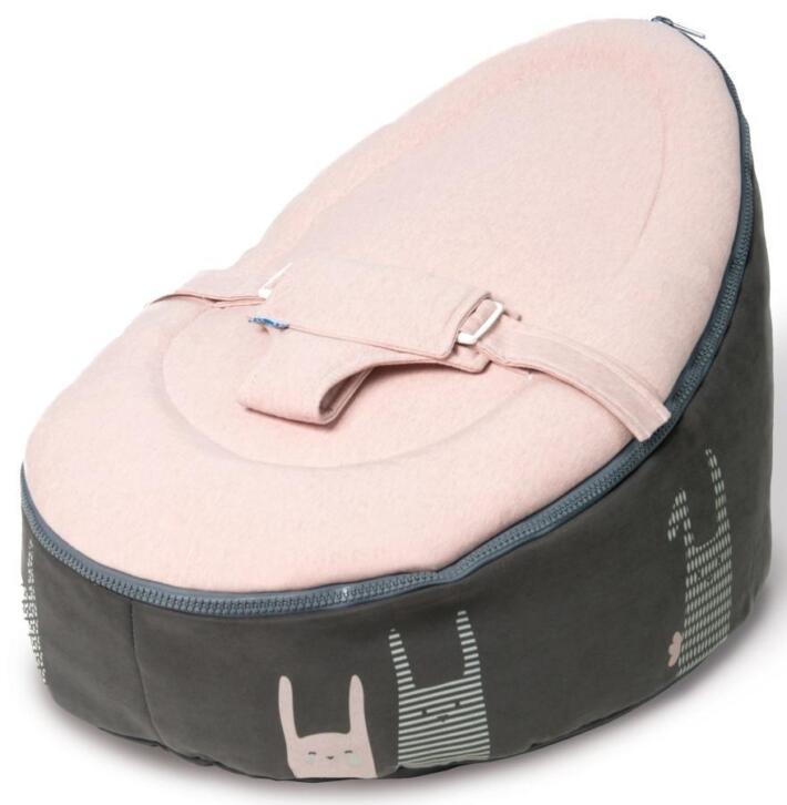 Domoo Seat Zitzak.Doomoo Seat Rabbit Pink Zitzak S R1 Wipstoeltjes Thuis