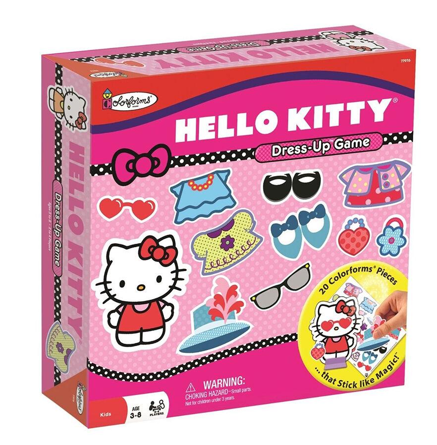 Hello Kitty Games for the Preschooler | eBay