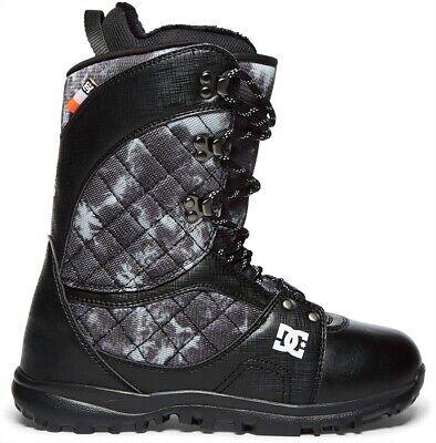 DC Shoes™ Karma - Lace-Up Snowboard Boots Women Ladies Black RRP £150 Size UK 6