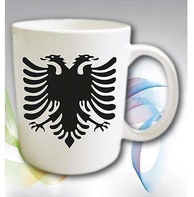 Tasse Becher Bosnien Kosovo Albanien Kosova Fahne Flag Cup Mug