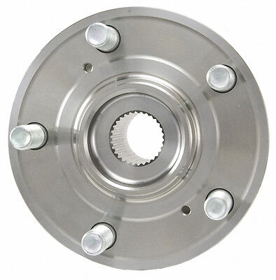 Wheel Bearing and Hub Assembly Front MOOG 513267
