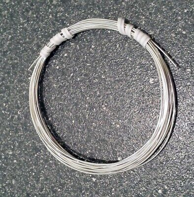 935 ARGENTIUM Sterling Silver SQUARE Wire Coils 6