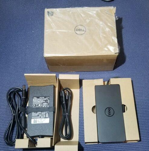 New Dell D6000 USB-C 3.0 UHD 4K Dock Station W/ 130W H3C24 M4TJG 1WNMX WGGW9 - $225.00