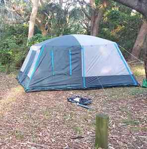 Wanderer Goliath 11 Tent.  10 man Tuncurry Great Lakes Area Preview