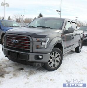 "2016 Ford F-150 4x4 SuperCrew 145"" Lariat"