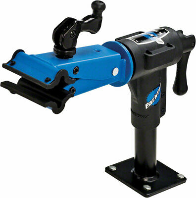 Park Tool PCS-12 Home Mechanic Bench Mount Stand: Single ()
