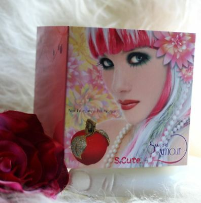 S.CUTE NOVAE PARIS - Sweet Amour Red Apple - 80ml EAU DE PARFUM - Damen EdP NEU
