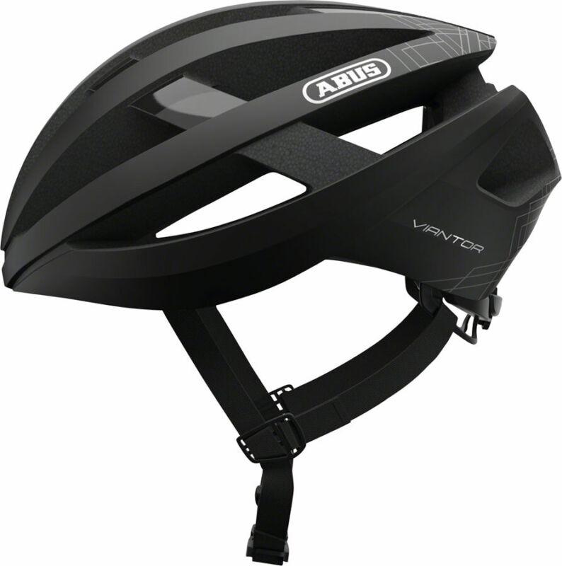 Abus Viantor Helmet: Velvet Black MD