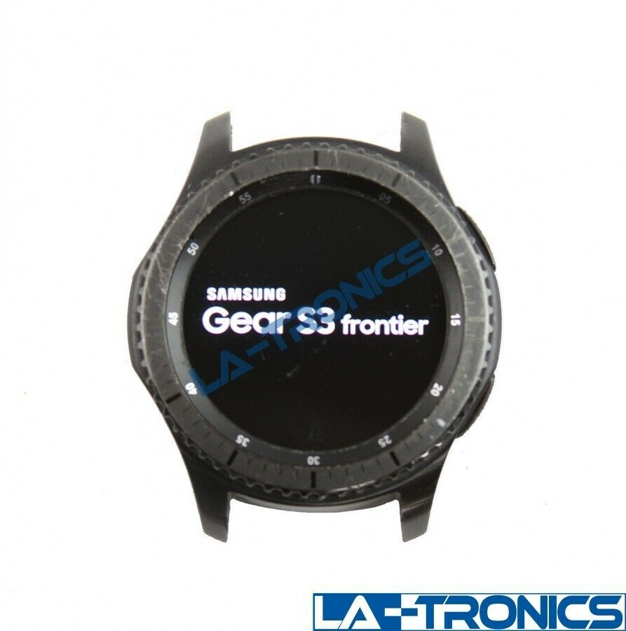 Samsung Gear S3 Frontier Smart Watch SM-R760 46mm Stainless Steel Case Only