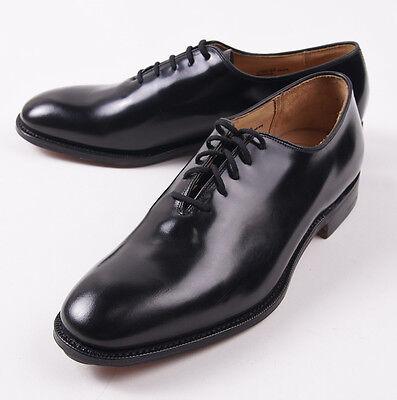 Nib  650 Churchs Black Bookbinder Leather Wholecut Balmoral 9 D Shoes