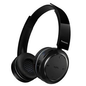 Panasonic RP-BTD5E-K Digital Bluetooth Wireless Stereo Headphones Seaford Meadows Morphett Vale Area Preview