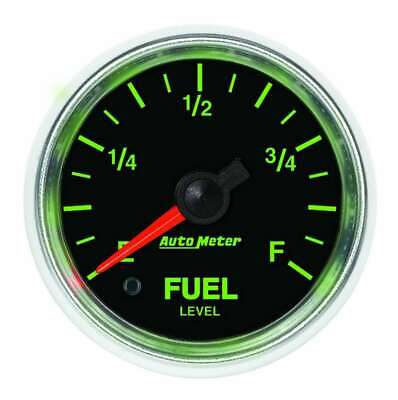 Auto Meter 2-1/16 GS Fuel Level Gauge - Universal