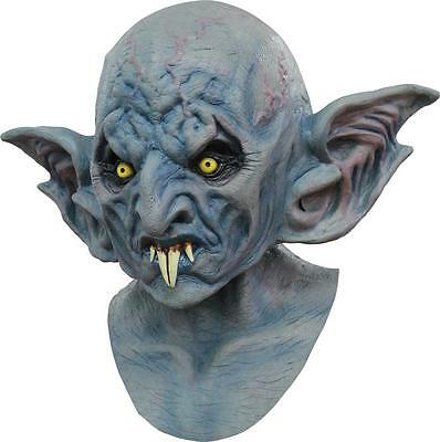 Erwachsene Vlad Vampir Ghoulish Evil Gothik Latex Voll Maske Kostüm -