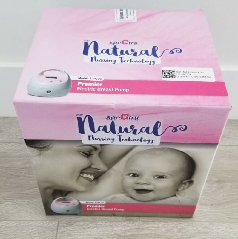 NEW Spectra Natural Nursing Technology S2Plus Premier Electric Breast Pump Seal