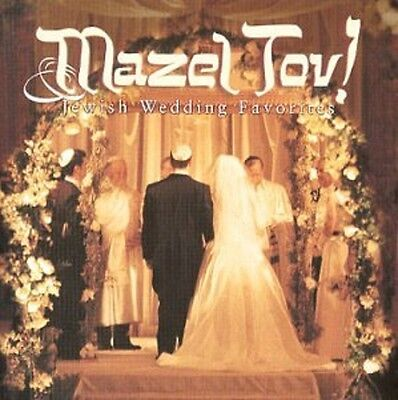 Mazel Tov!: Jewish Wedding Favorites by Various Artists (CD, May-2000, Decca) (Wedding Favorites)