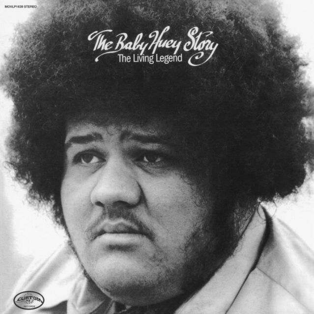 The Baby Huey Story - The Living Legend Vinyl LP MOVLP1639 Stereo