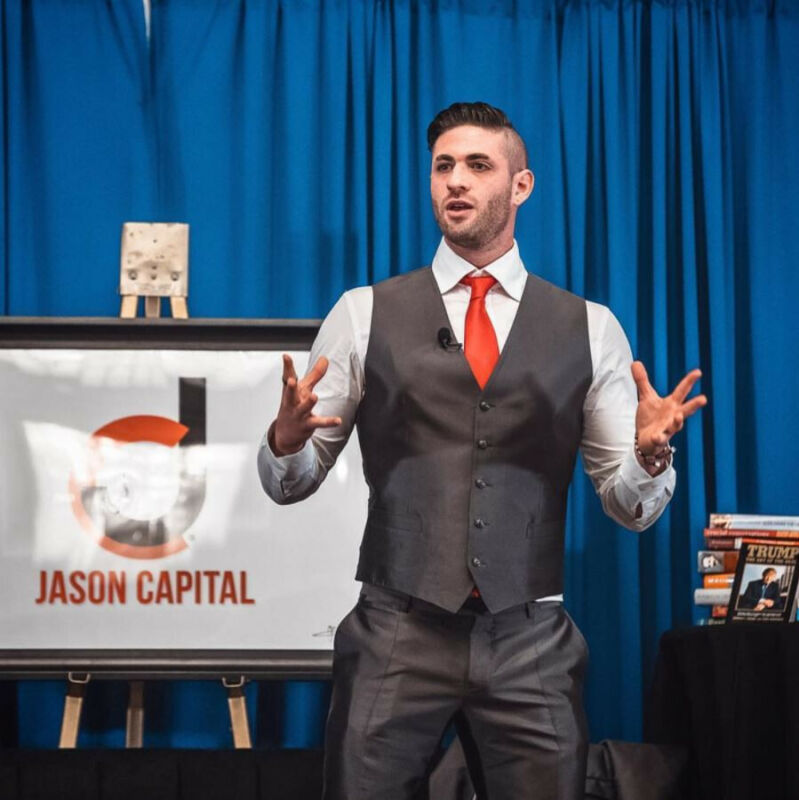 Jason Capital - Ultimate 40 Courses Collection | Attraction God, Social God, ...
