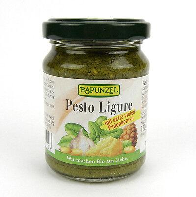 (3,16/100g) Rapunzel Pesto Ligure bio 120 g