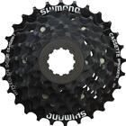 Shimano Black Bicycle Cassettes