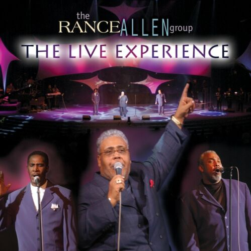 """The Rance Allen Group """"The Live Experience"""""""
