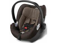Cybex Aton Q Car Seat - Desert Khaki
