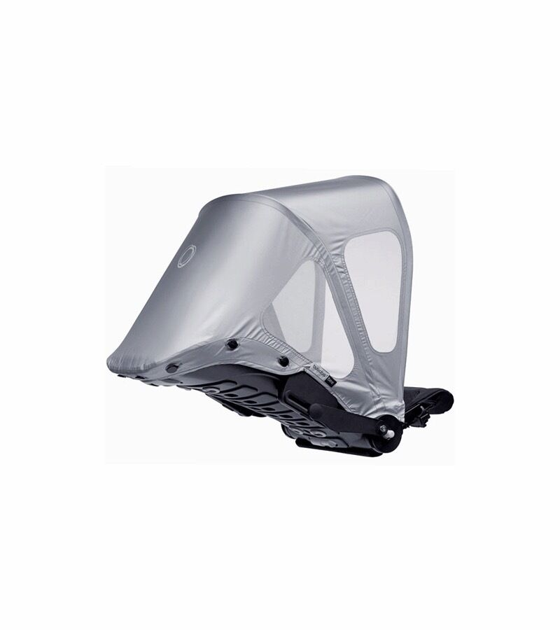 Bugaboo Bee breezy sun canopy silver - New, never opened