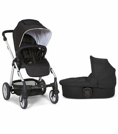 Mamas and Papas Sola2 Stroller and CarryCot (2016)