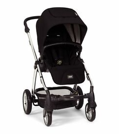 Baby pushchair buggy stroller - Mamas & Papas Sola 2 MTX - Black