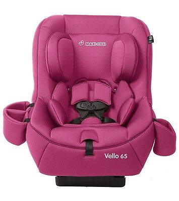 Maxi-Cosi Vello 65 Convertible Car Seat - Pink - Free Shipping!!