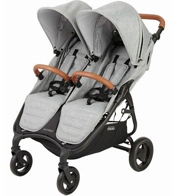 Valco 2018 Snap DUO Trend Stroller in Grey Brand New!! Free Shipping!! for sale  Towson