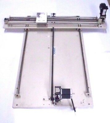 Arrick Robotics Xy-30 30 Dual Axis Positioning Table Standard Linear Positioner