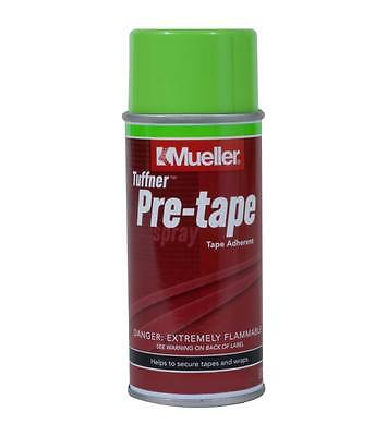 NEW MUELLER TUFFNER PRE TAPE/ PRE WRAP SPRAY 4oz  HELPS SECURE TAPES & WRAPS